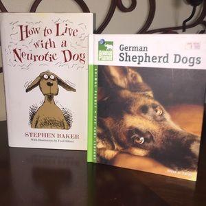 German Shepherd Dogs & Neurotic Dog